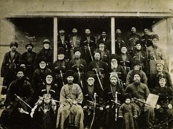 Адыги (черкесы) на российской военной службе