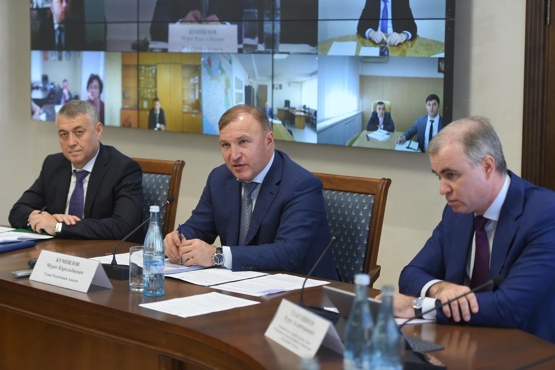 Глава Адыгеи поручил ускорить внедрение в регионе проекта «Цифровая экономика»