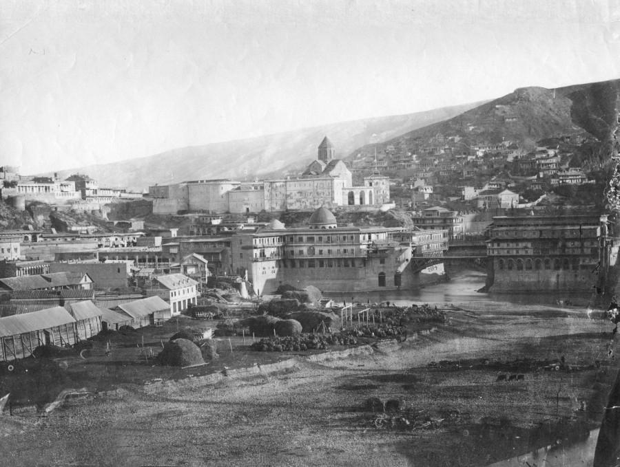 Тифлис в 30-40-х годах XIX в.