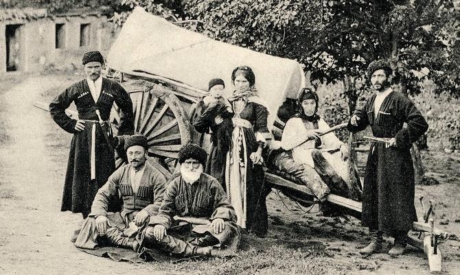 Аскер Панеш: Адыги в составе Российской империи, – трансформация их жизни