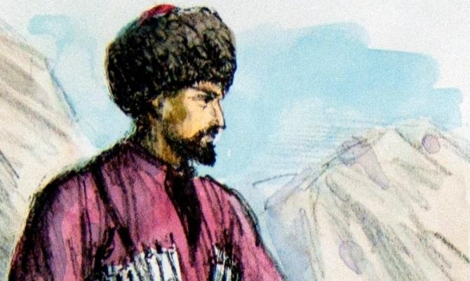 Разиет Емтыль: Измаил-Бей Атажукин и Султан Хан-Гирей: Проекты реорганизации адыгского общества