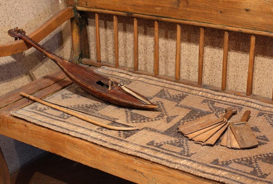 Алла Соколова: Инструментальные традиции адыгов: общеэтническое и локальное