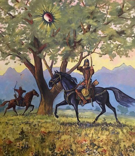 Государственная племенная книга горских лошадей