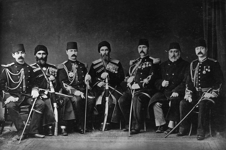 Адыги в политической истории Турции 1878-1922 гг.