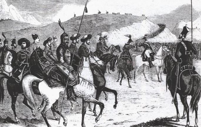 Черкесские генерала на службе Османской империи