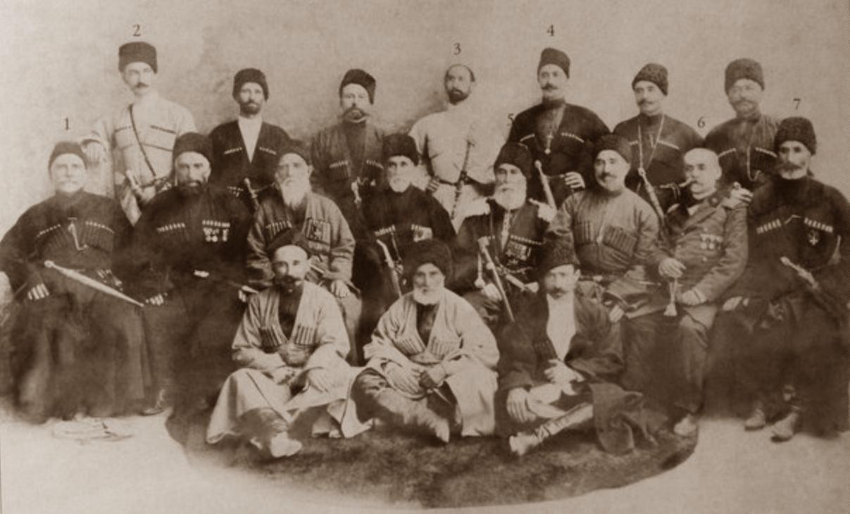 Черкесские элиты в управлении Османской империей