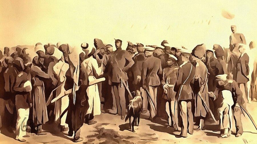 Структура черкесских братств по сведениям английского эмиссара на Западном Кавказе Дж.С. Белла (1837–1839)