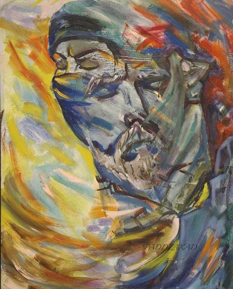 Султан Египта и Сирии, поэт, музыкант, зодчий Сейфеддин Муаед (Кармоко)  (1371-1421)
