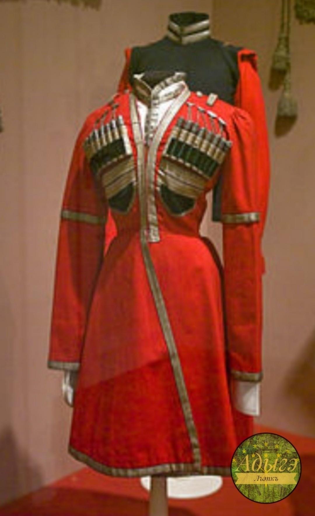 Черкеску носили черкесы (адыги) или все народы Кавказа?