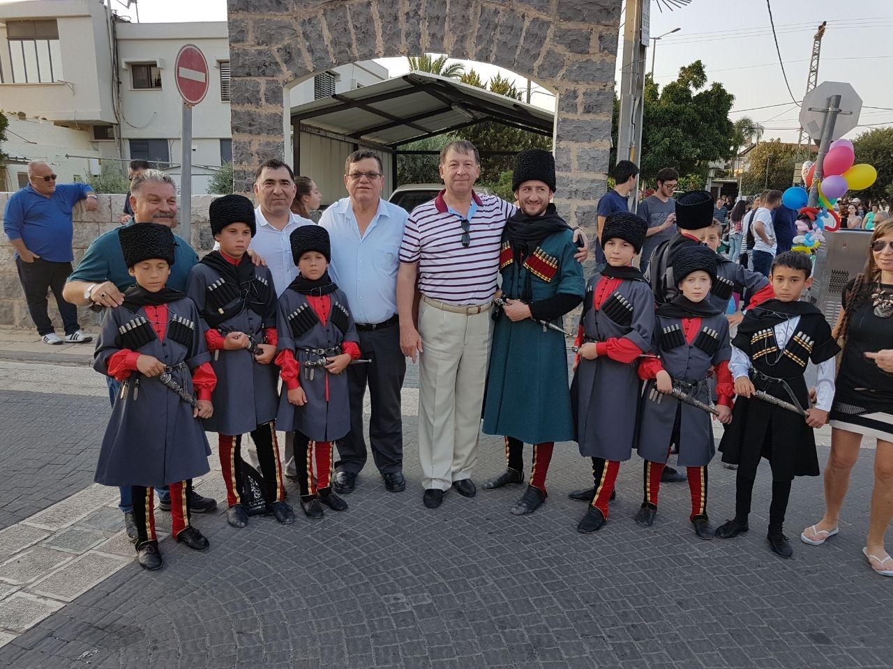Черкесская община в Израиле