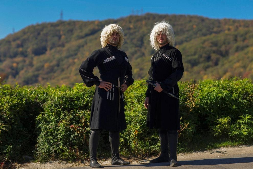 Черкесскими и другими северокавказскими иммигрантами в странах Европы