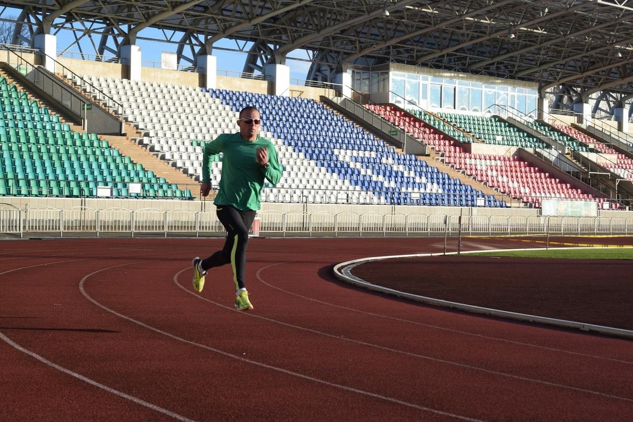Студент из Адыгеи готовится к 3-дневному марафону без сна
