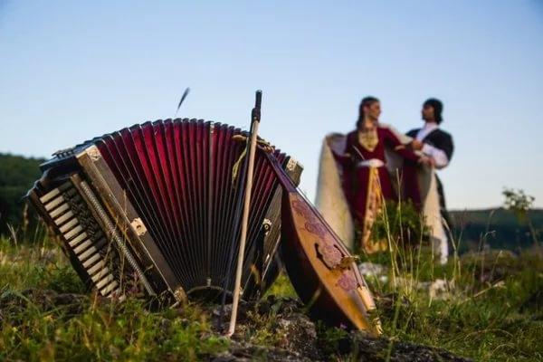 История становление музыки в Адыгее