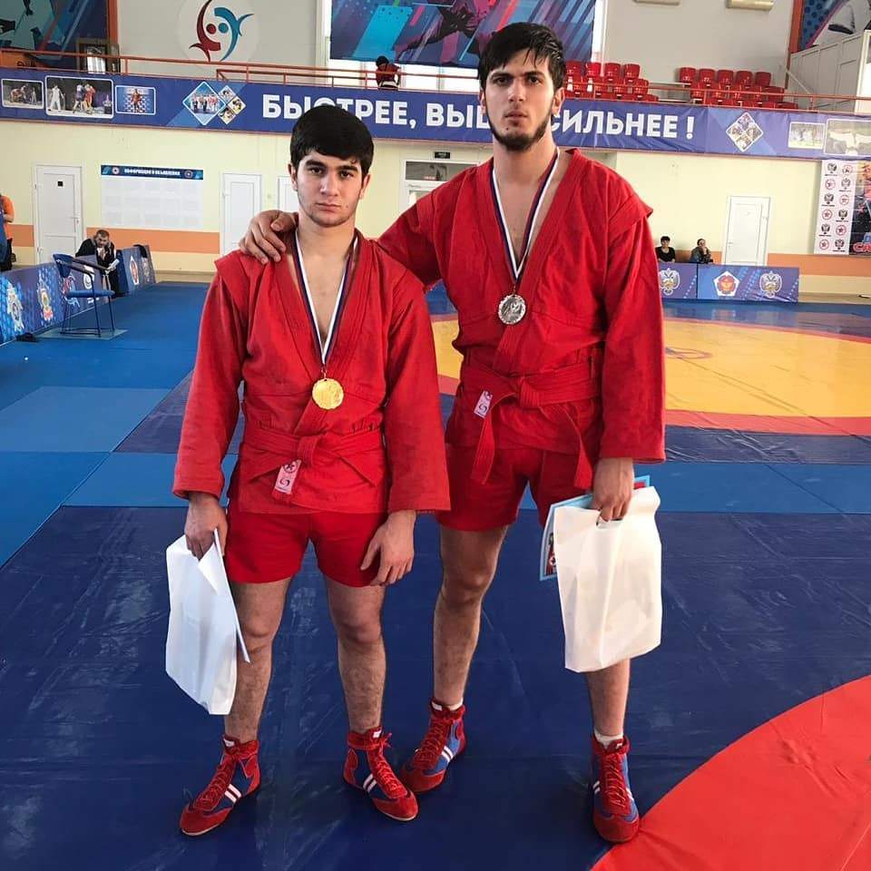Спортсмены из Адыгеи завоевали путевки на первенство России по самбо