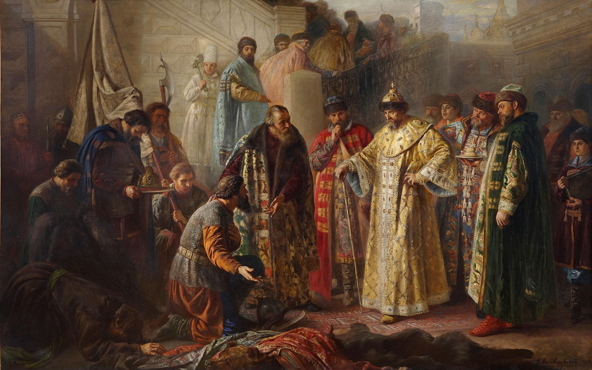 Столетняя история военного союза русских и адыгов