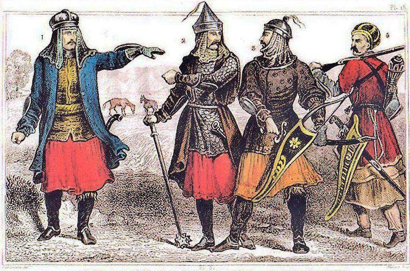 Как русский царь заключил военный союз с князьями Кабарды?