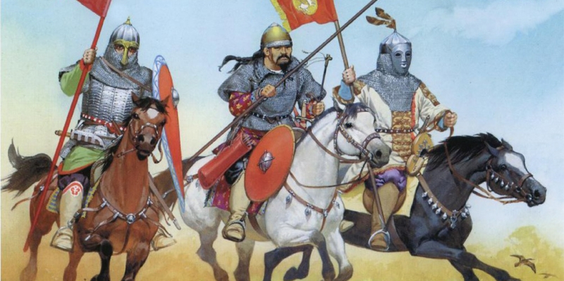 Адыги и Русь в составе Монгольской империи (XIII-XIV века)