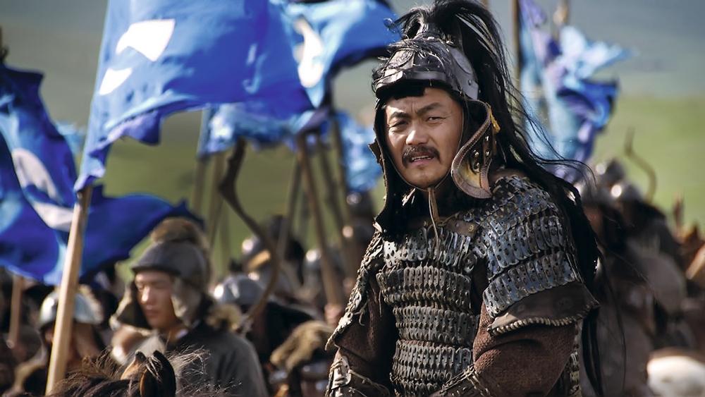 Как Чингисхан определил землю касогов и назначил туда наместника