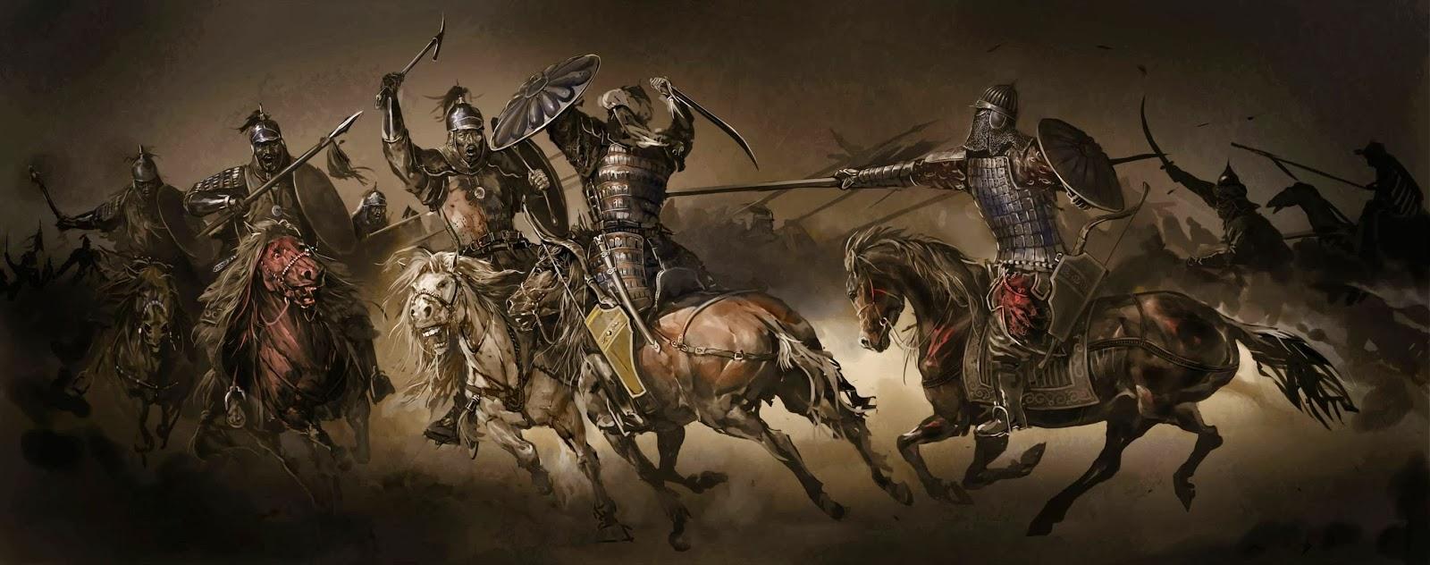 Шапсугию монголы называли Белая Зихия и не могли ее захватить