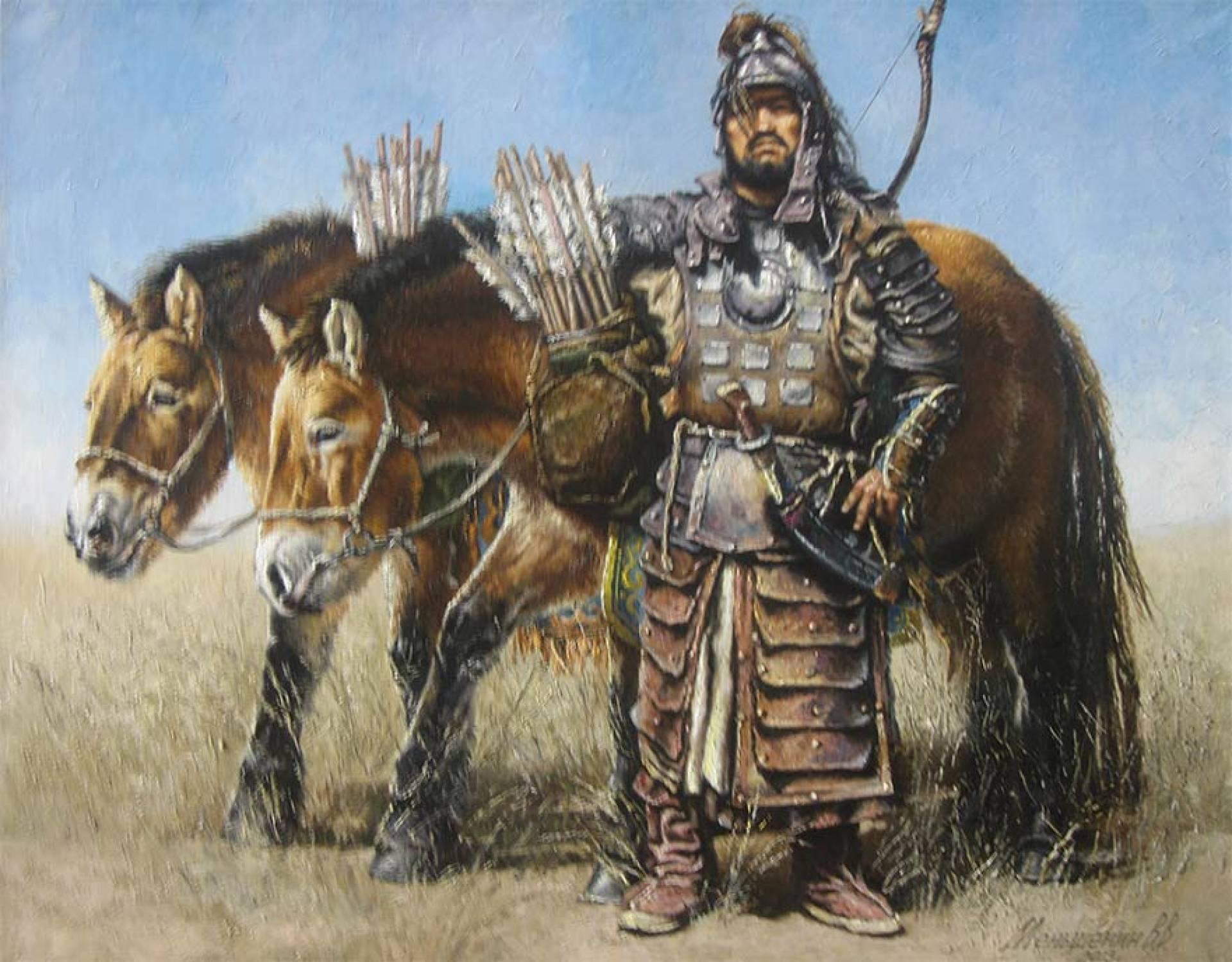 Аланы и касоги воевали на стороне монгол, при захвте Китая