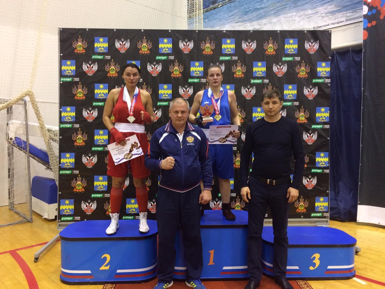 Спортсменка из Адыгеи стала чемпионкой ЮФО по боксу