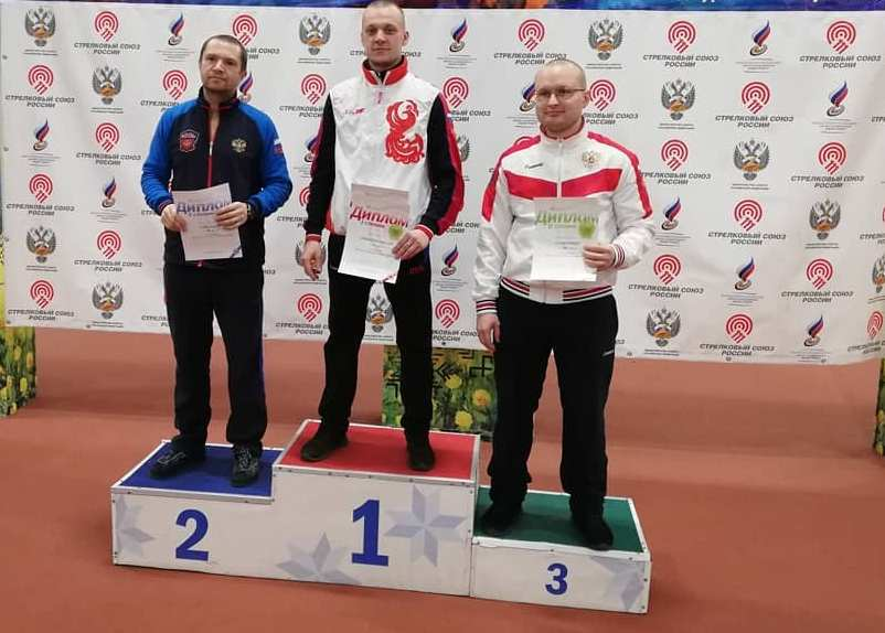 Спортсмен из Адыгеи стал чемпионом России по пулевой стрельбе