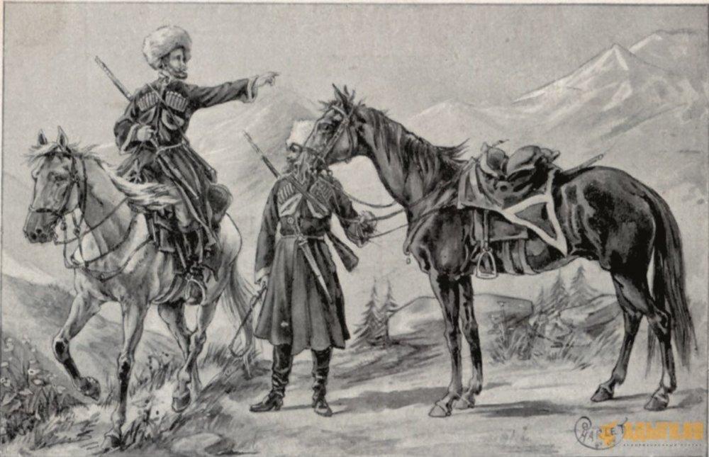 Черкесия - «Ключ к Персии и Индии»