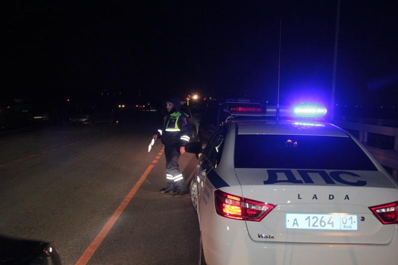 В Адыгее в аварии пострадали водитель и 7-летний ребенок