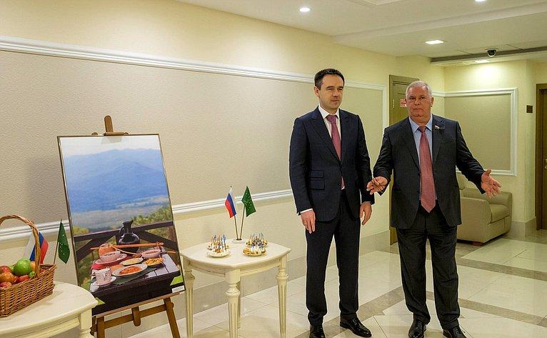 В Совете Федерации открылась фотовыставка «Моя Адыгея»