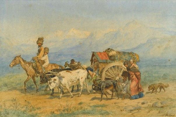 И. Ф. Бларамберг о земледелии