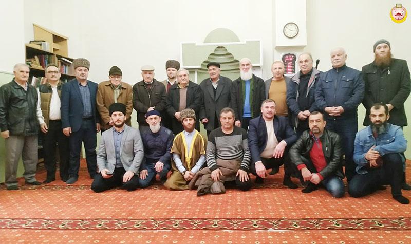 Мусульмане Адыгеи и Абхазии расширяют духовное сотрудничество