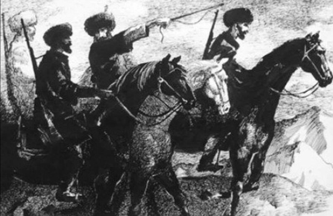 Т. Лапинский: В апреле 1854 года состояние русской армии на Кавказе было следующее...