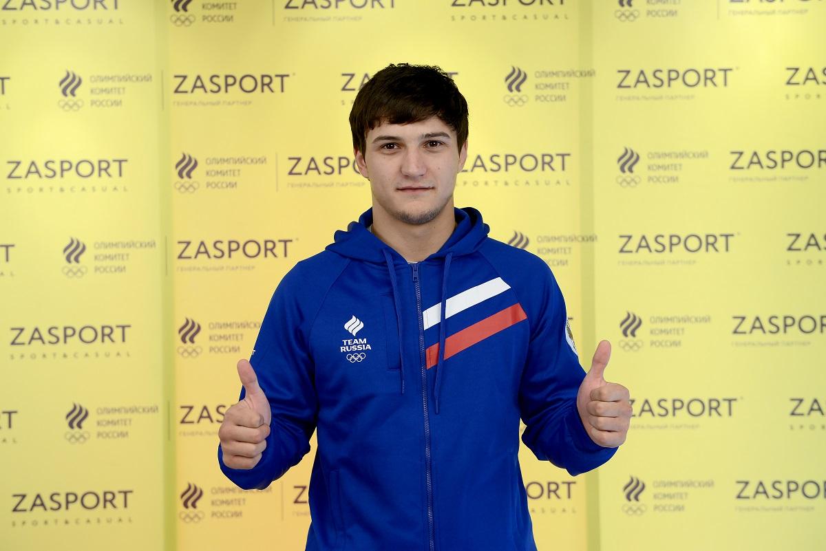 Спортсмен из Адыгеи стал победителем первенства Москвы по вольной борьбе