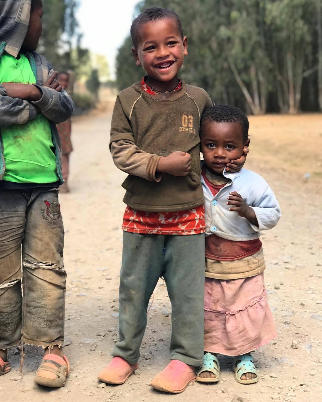 Двое адыгов стали волонтерами приюта Матери Терезы в Эфиопии