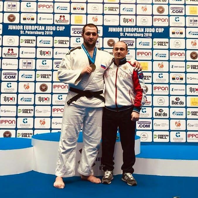 Спортсмен из Адыгеи стал призером Кубка Европы по дзюдо