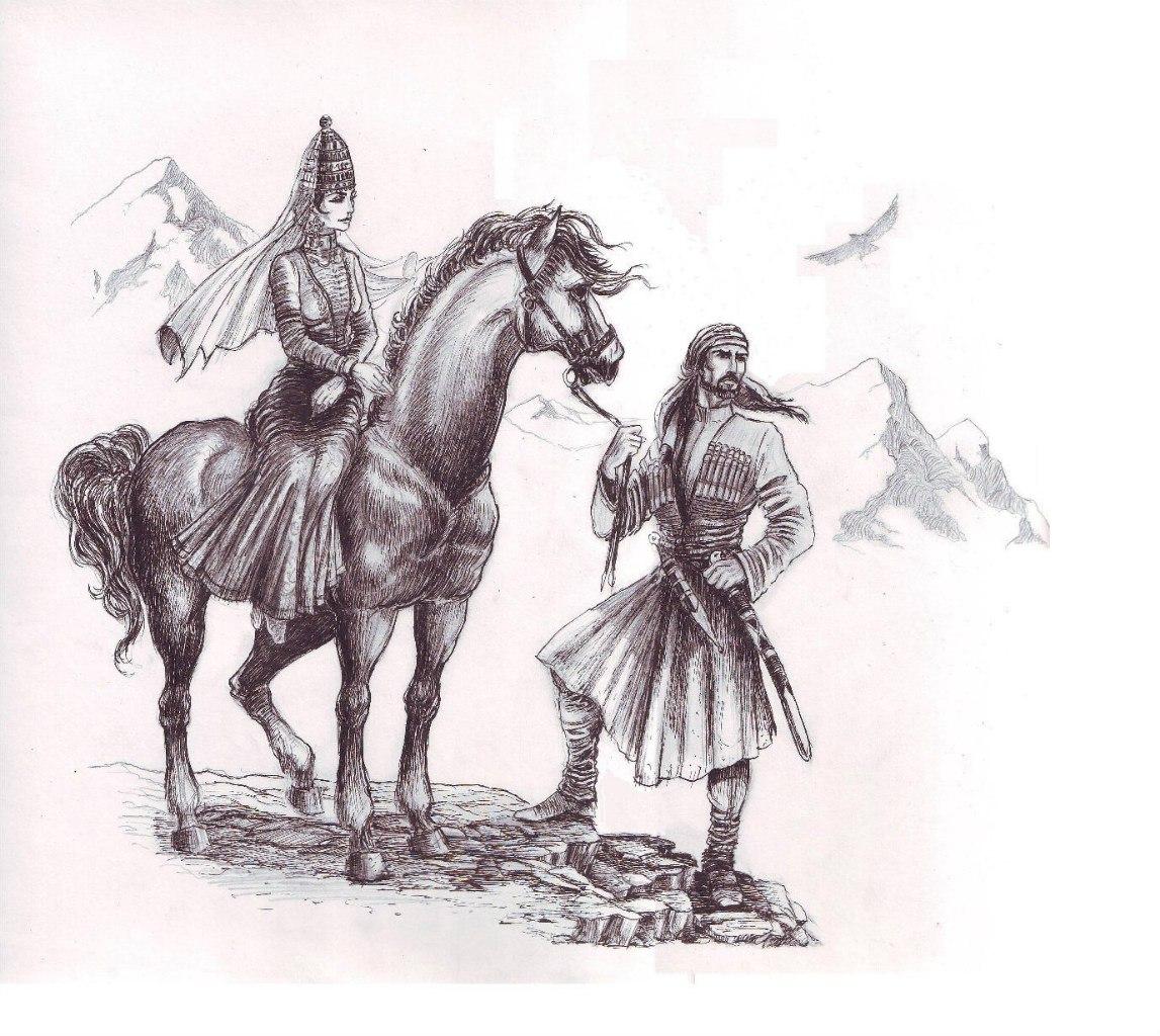 К истории изучения черкесского этикета