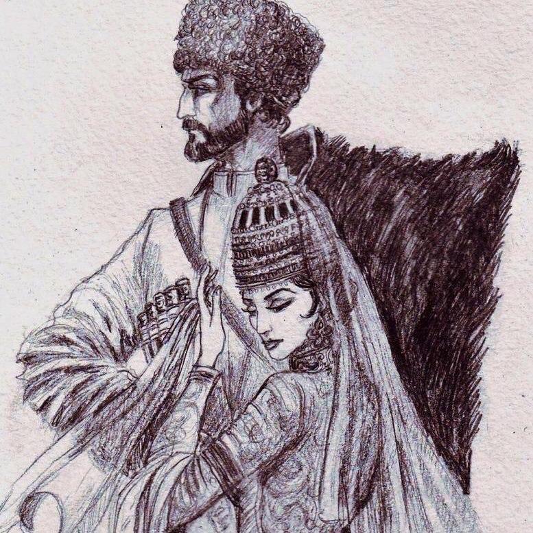 """Женщина и """"Адыгэ Хабзэ"""" (на основе фразеологического материала черкесского языка)."""