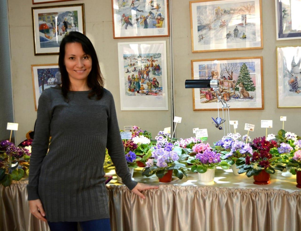 В столице Адыгеи откроется выставка комнатных цветов