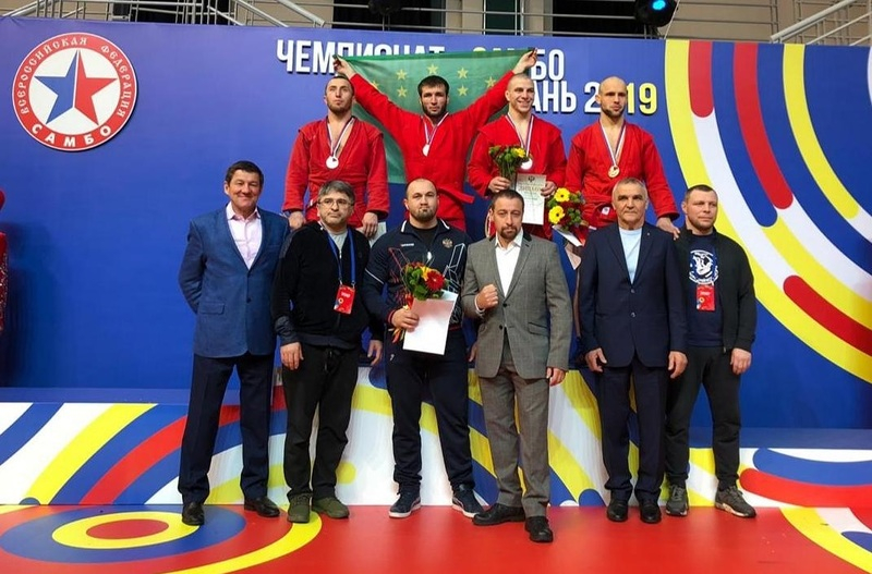 THE ATHLETE FROM ADYGEA BECAME THE CHAMPION OF RUSSIA IN SAMBO