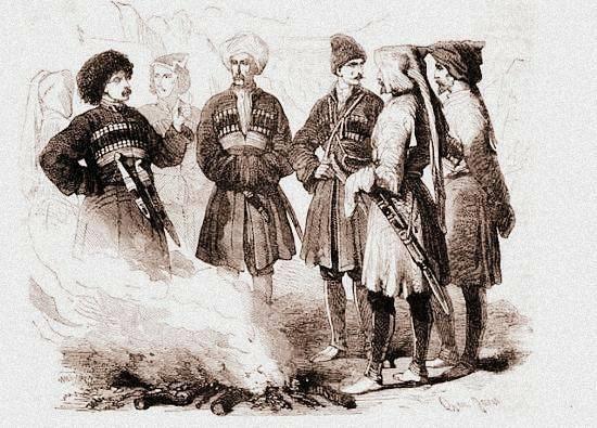 О происхождении названия Кабарда