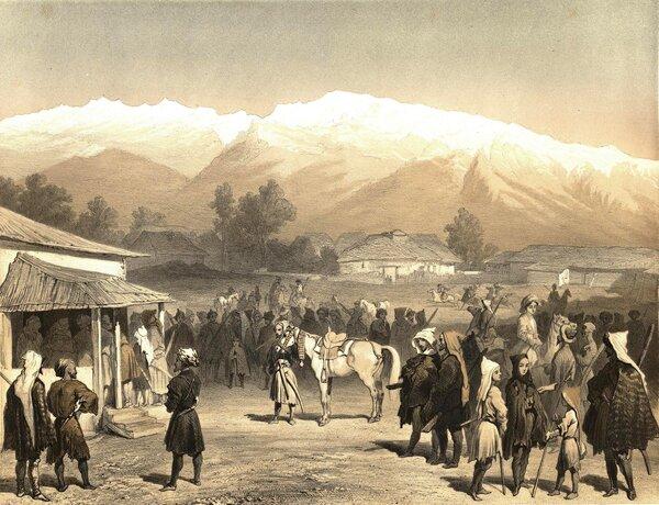 Причина возникновения Бзиюкского конфликта