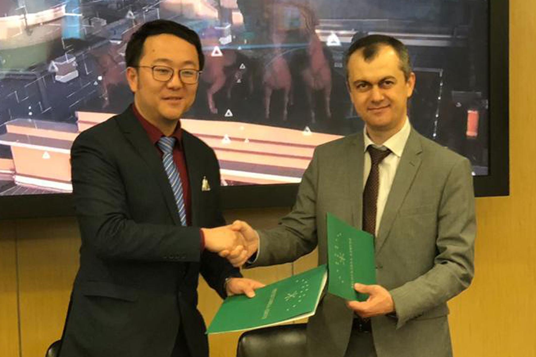 Адыгея и китайская компания договорились о сотрудничестве в топливно-энергетической сфере