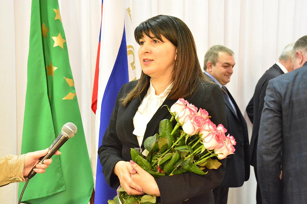 На должность ректора МГТУ переизбрана Саида Куижева