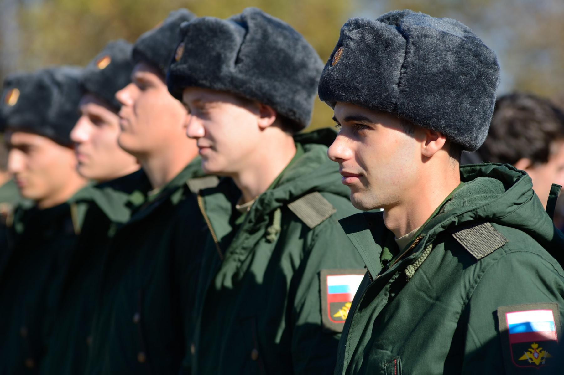 Из Адыгеи в весенний призыв на службу в Вооруженные силы России отправятся 465 человек