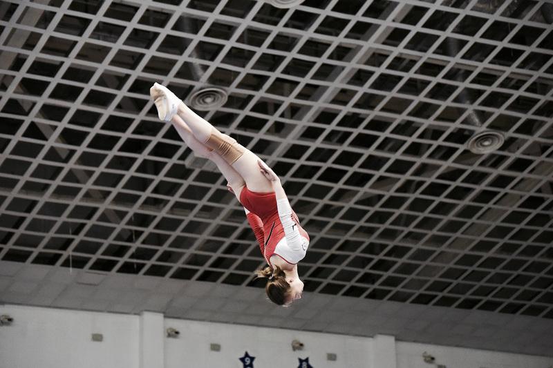 Спортсменка из Адыгеи завоевала золото на первенстве России по прыжкам на батуте