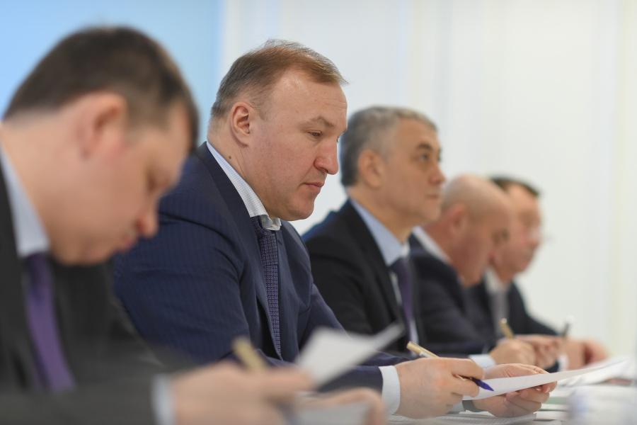 Глава Адыгеи обозначил задачи по развитию в регионе жилищного строительства