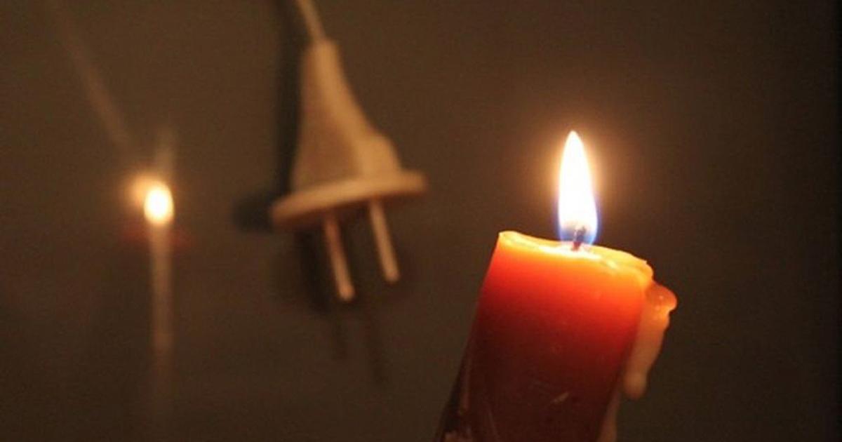 В микрорайоне Восход столицы Адыгеи отключено электричество