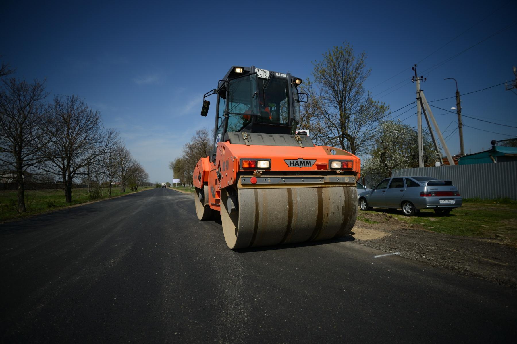 Адыгея получит 300 млн. рублей на развитие дорожной сети