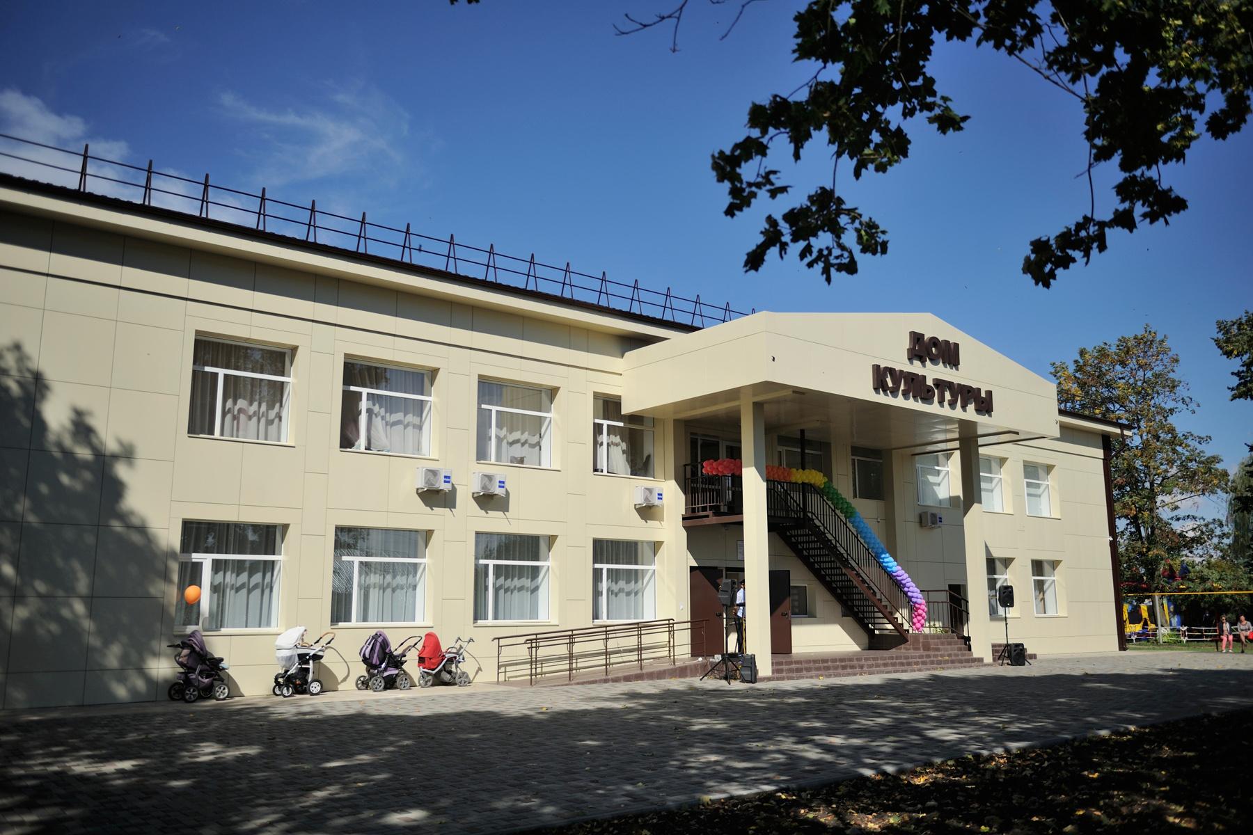 В Адыгее в 2019 году отремонтируют дома культуры в 9 населенных пунктах