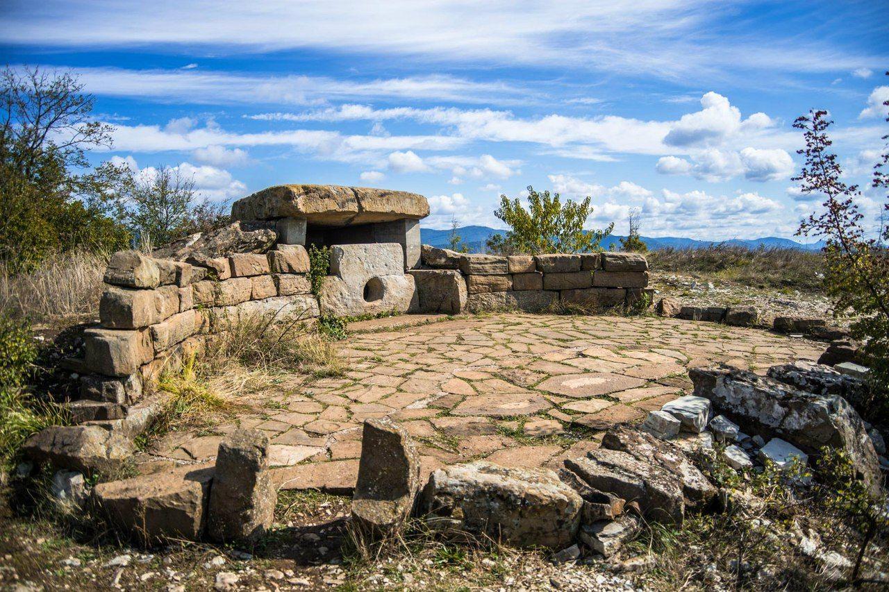 Древние цивилизации на территории Адыгеи